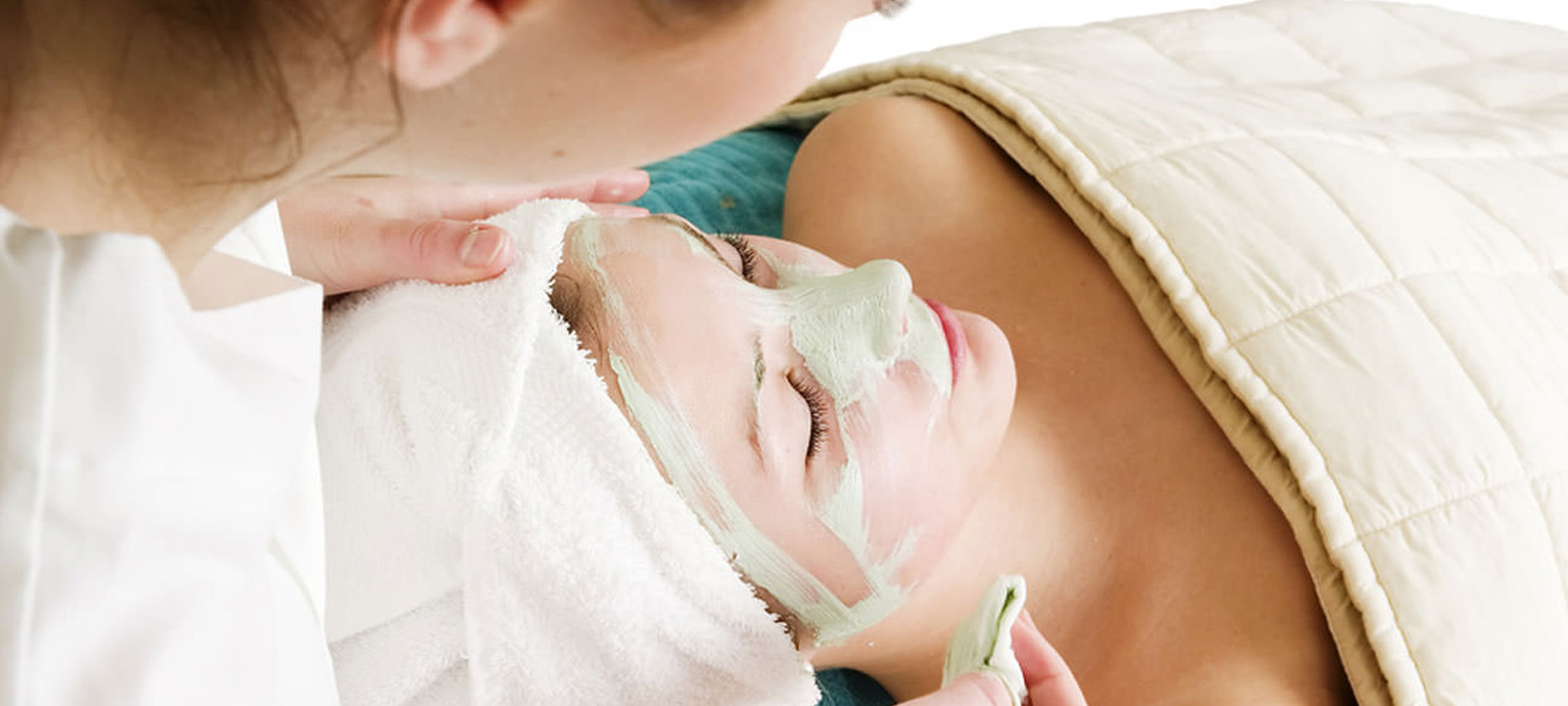 Our facials do more than just treat the surface